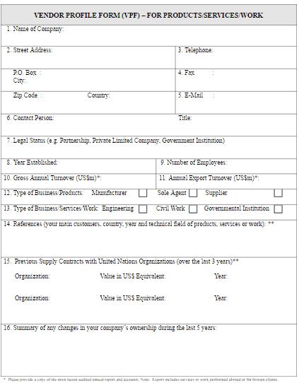 Company profile template 100
