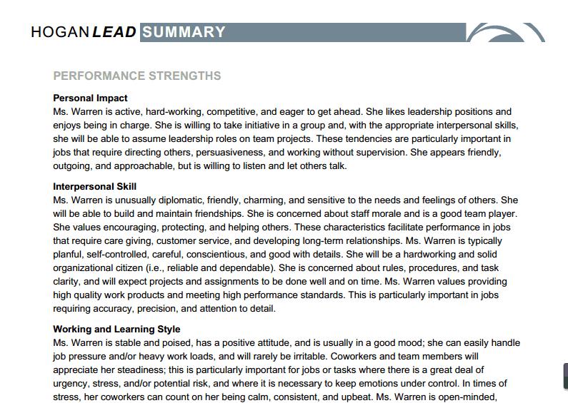 Executive Summary example 30