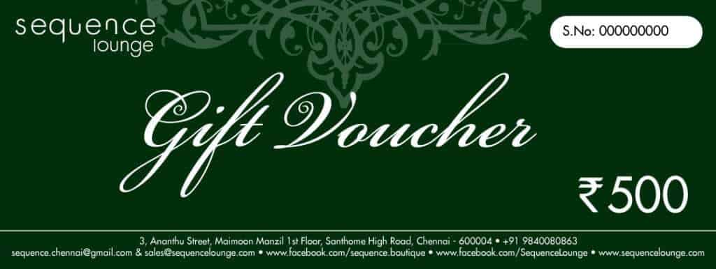 Gift Voucher sample 12.641