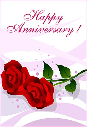 Happy Anniversary Card 11.641