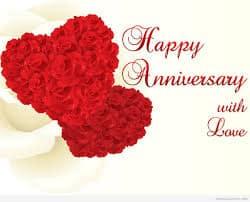 Happy Anniversary Card example 12.613