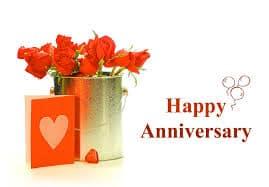 Happy Anniversary Card example 17.6461