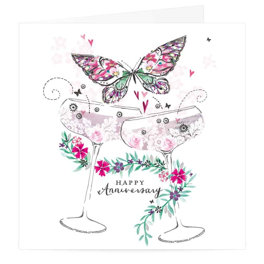 Happy Anniversary Card example 19.941