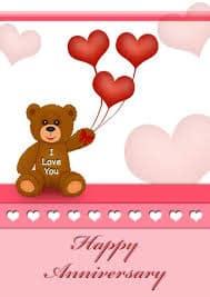 Happy Anniversary Card example 22.4414
