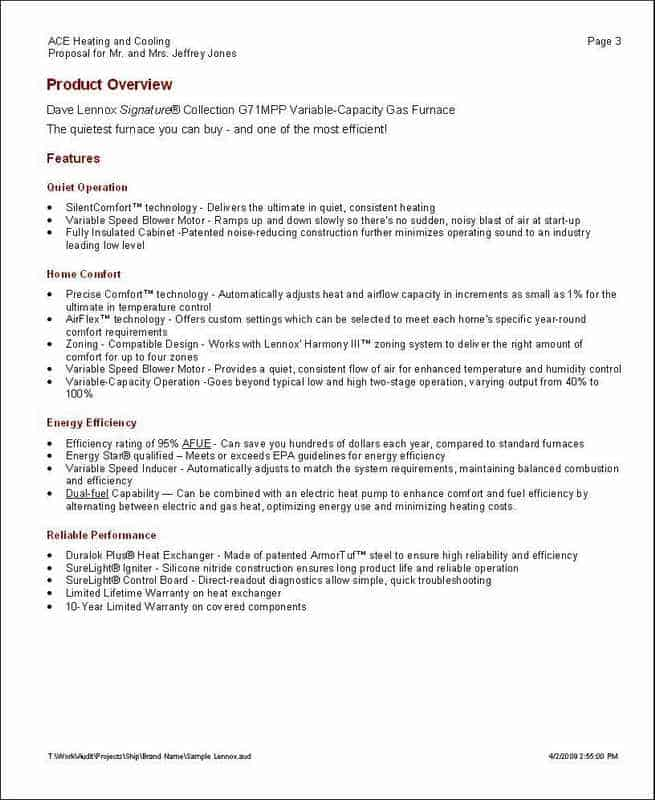 Project Proposal sample 541