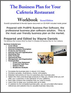 12+ Restaurant Business Plan Templates