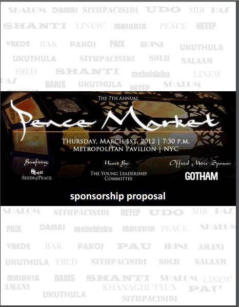 Sponsorship Proposal sample 17.641