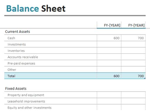 balance sheet sample 15.9641