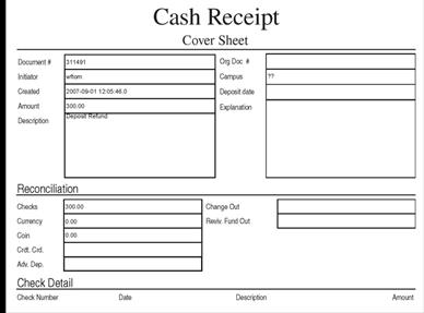 cash receipt example 26.94