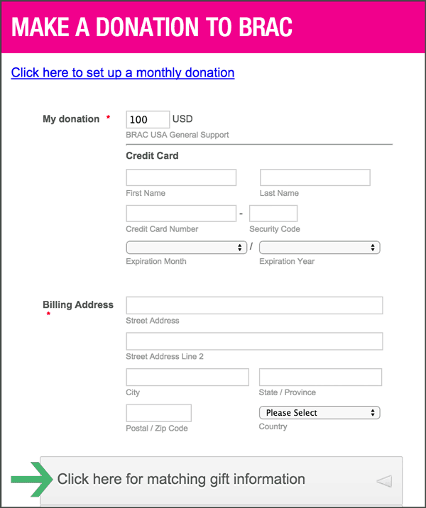 donation form example 16.9641