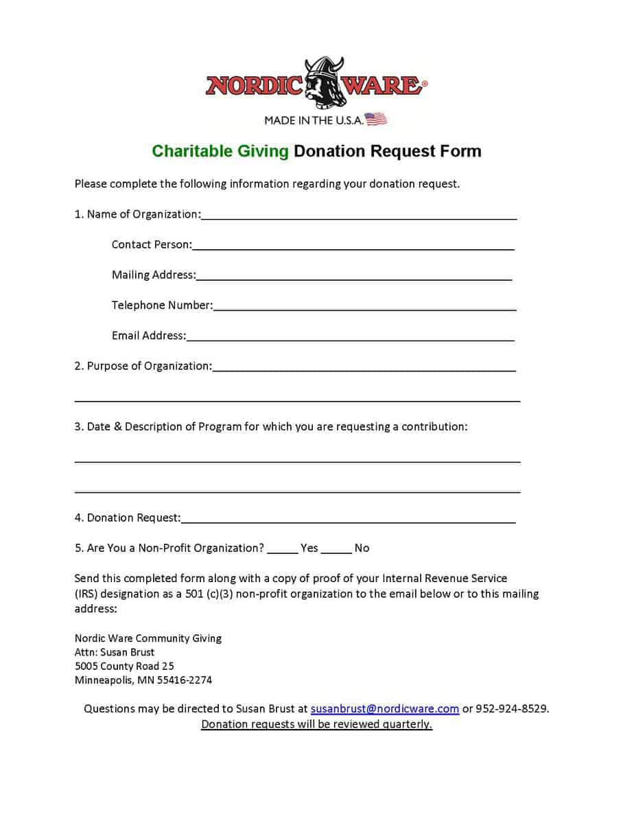 donation form example 27.9641
