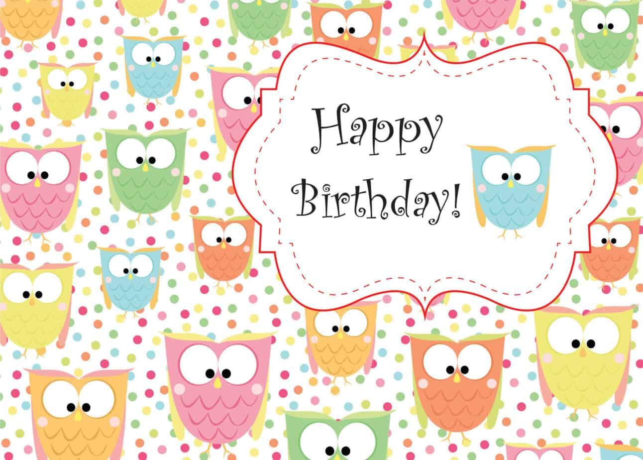happy birthday card 4974