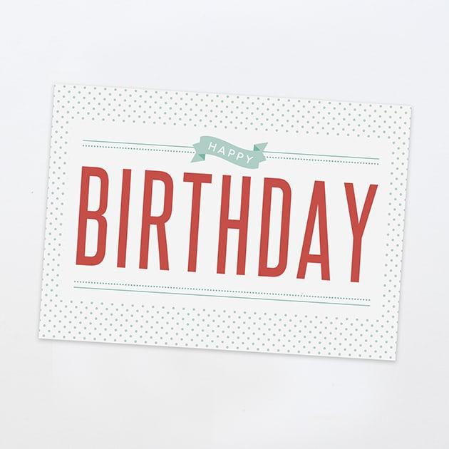 happy birthday card 9941
