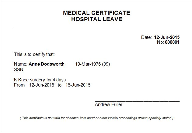 21 free medical certificate template word excel formats medical certificaet example 1641 altavistaventures Choice Image