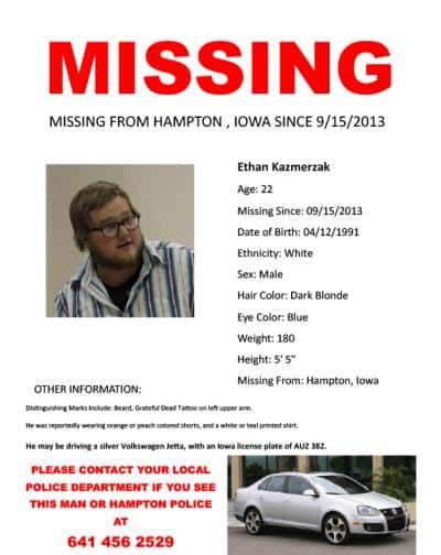 missing poster sample 14.41