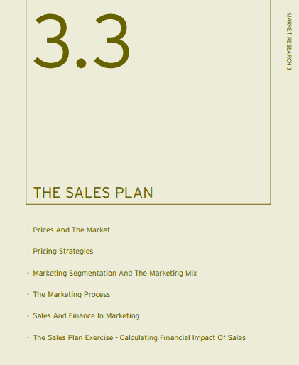 sales plan example 19.641