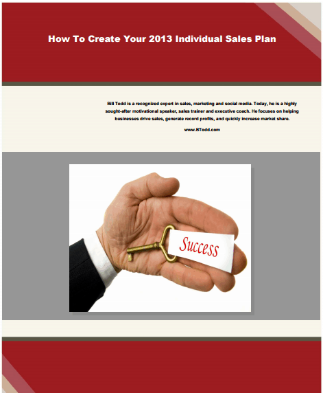 sales plan example 23.941