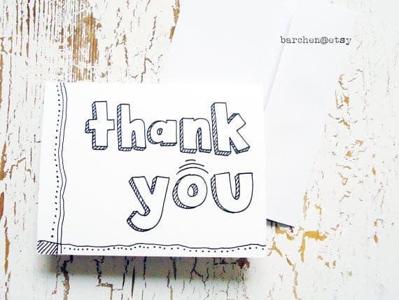 thank you card sample 12.641