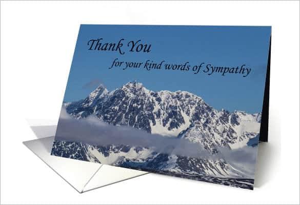 thank you card sample 15