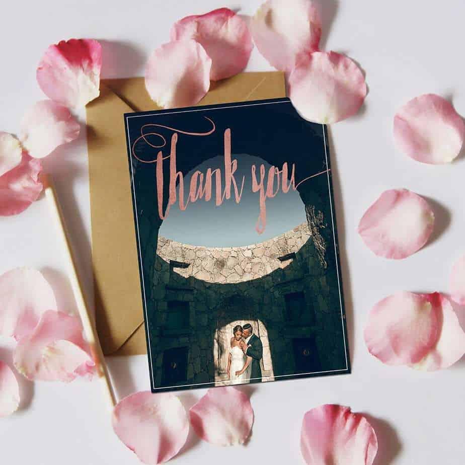 thank you card sample 51