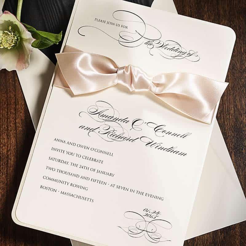 wedding invitation sample 10.641