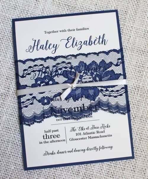 wedding invitation sample 15.641
