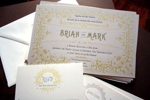 wedding invitation sample 16.9641