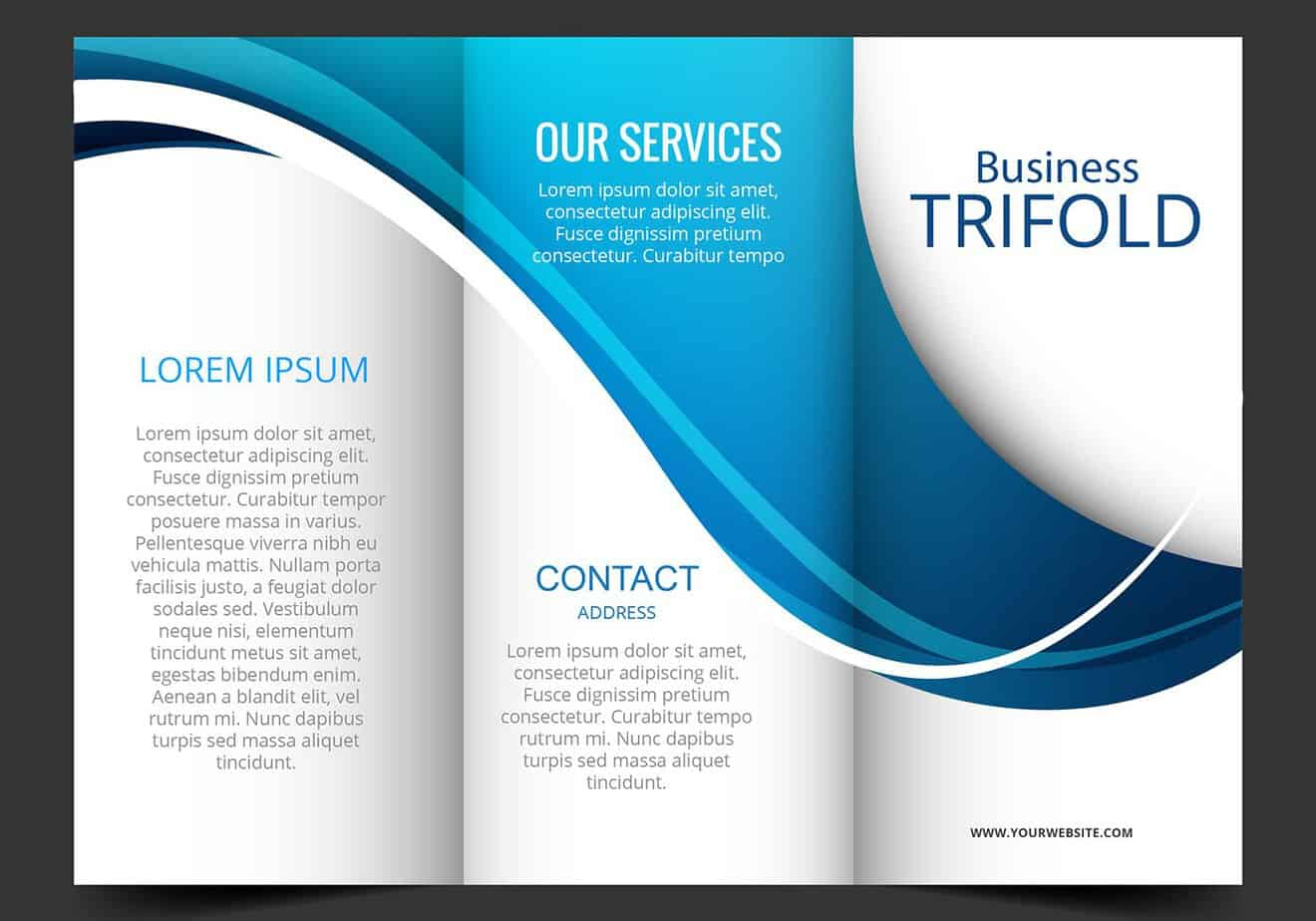 Free Word Brochure Templates PDF Publisher - Brochure templates free word