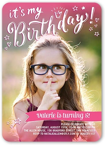 Birthday Invitation sample 10.46