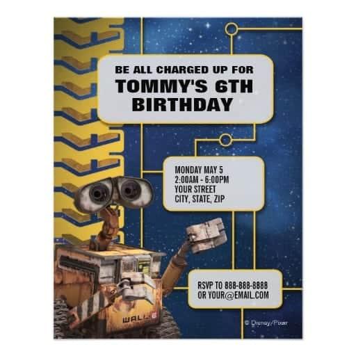 Birthday Invitation sample 13.641