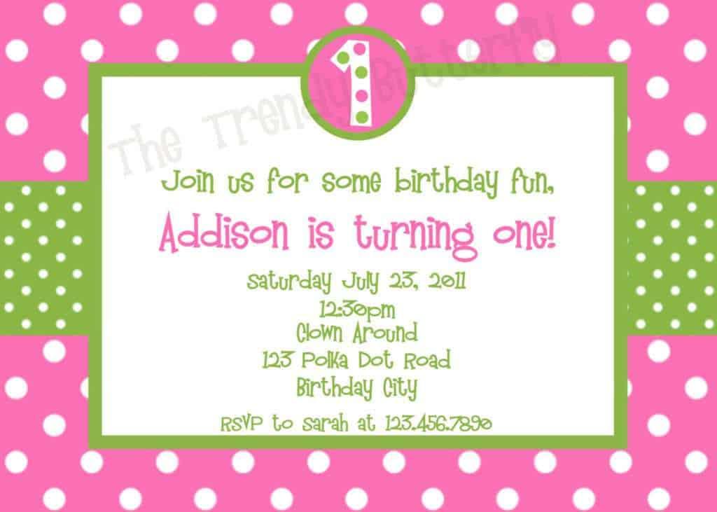 Birthday Invitation sample 17.641