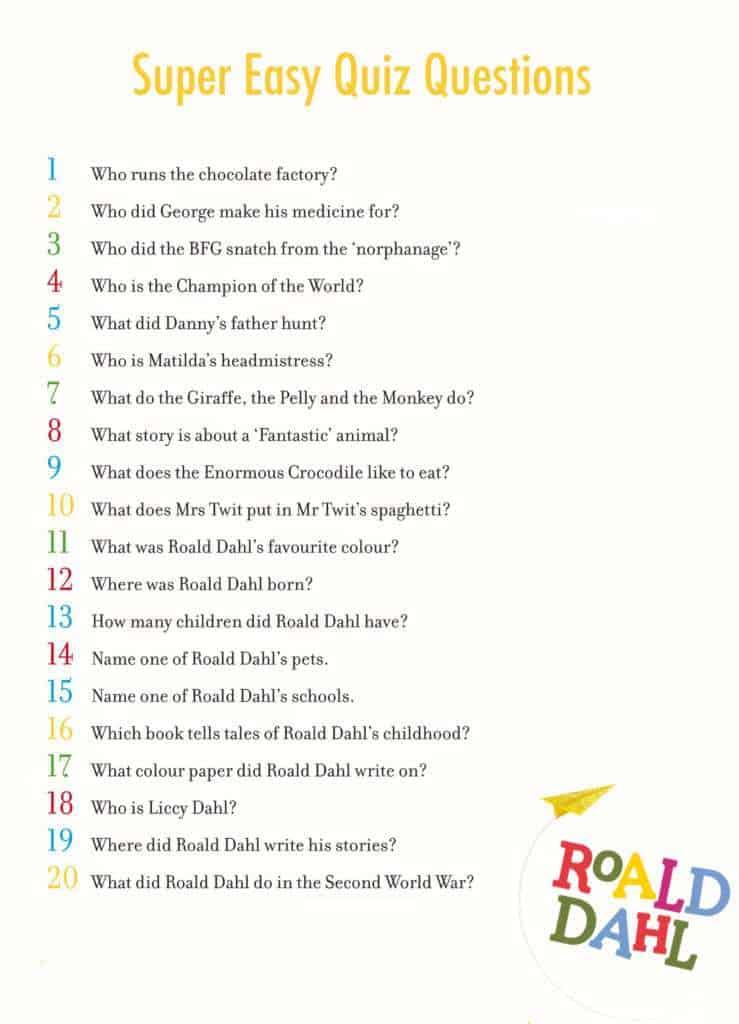 quiz template 41