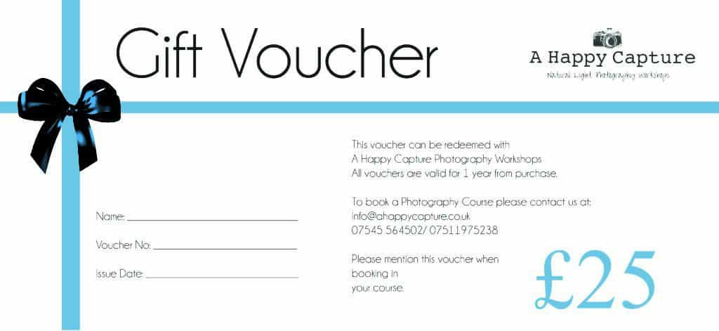Gift Voucher sample 11.94