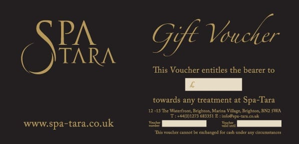 Gift Voucher sample 16.641