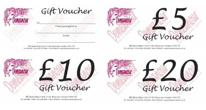 Gift Voucher sample 4941