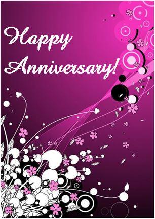 Happy Anniversary Card 97941