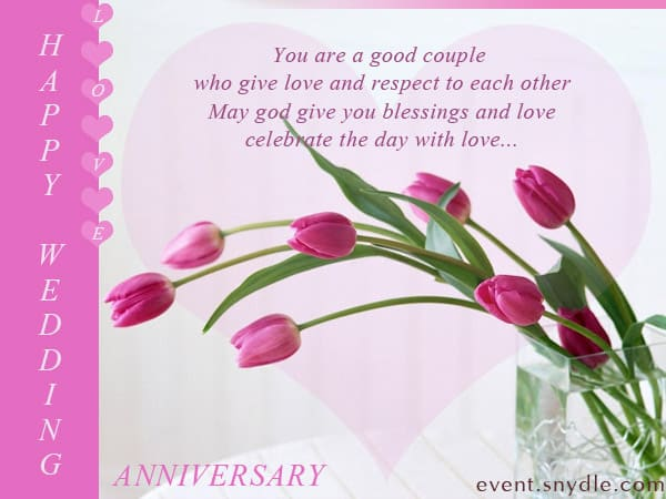 Happy Anniversary Card example 3641