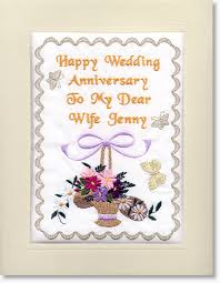 Happy Anniversary Card example 594