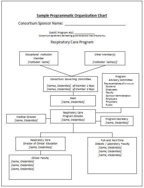 Organization Chart Templates 4941