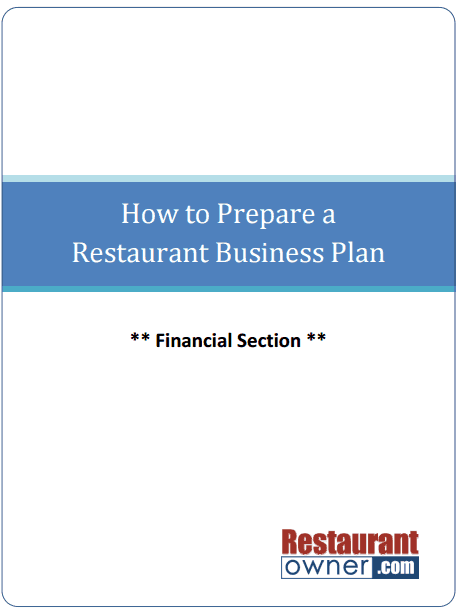Restaurant Business Plan example 11.9641
