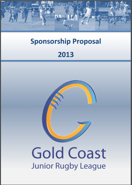 Sponsorship Proposal sample 16.461