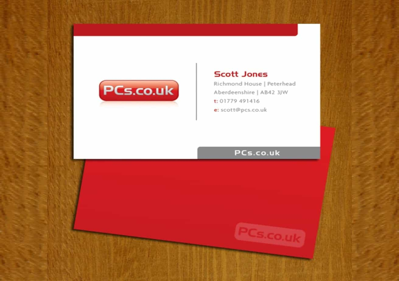 Visiting Card example 20.941