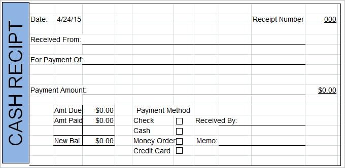 cash receipt example 13.9641