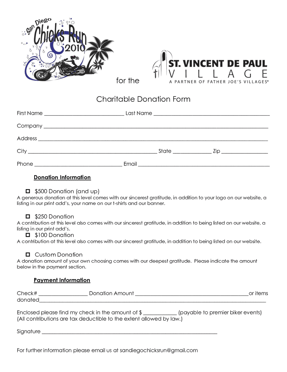 donation form example 19.941