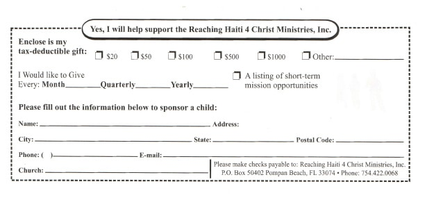 donation form example 25.964
