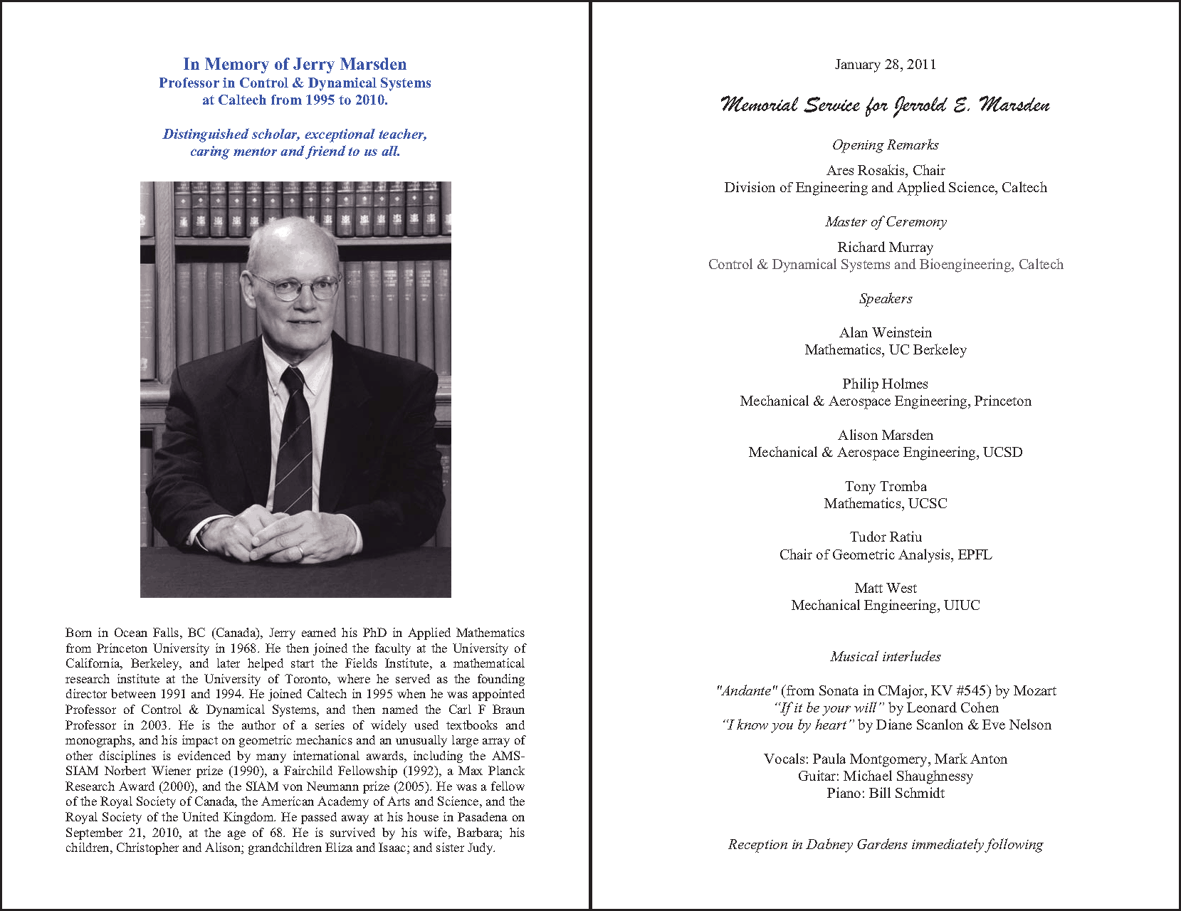 free funeral program sample 11.941