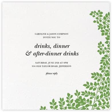 free invitation sample 5941