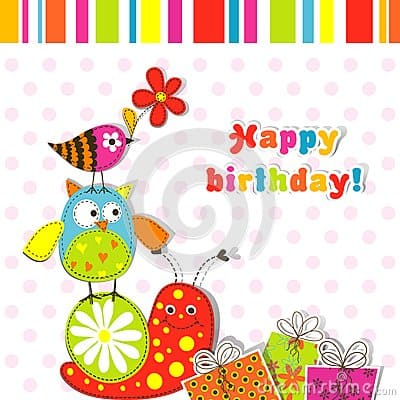 happy birthday card 394614