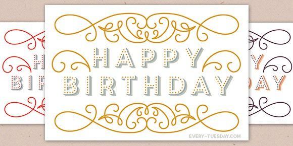 happy birthday card 8941