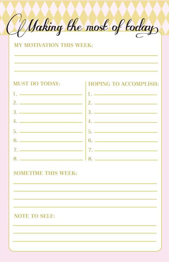 task list sample 6974